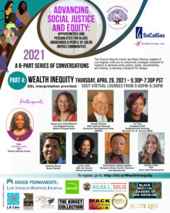 Advancing Social Justice and Equity
