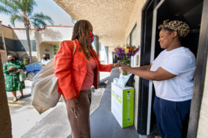 Supervisor Holly J. Mitchell Partners with Baby2Baby to Host Mother's Day Distribution for Hundreds of Families