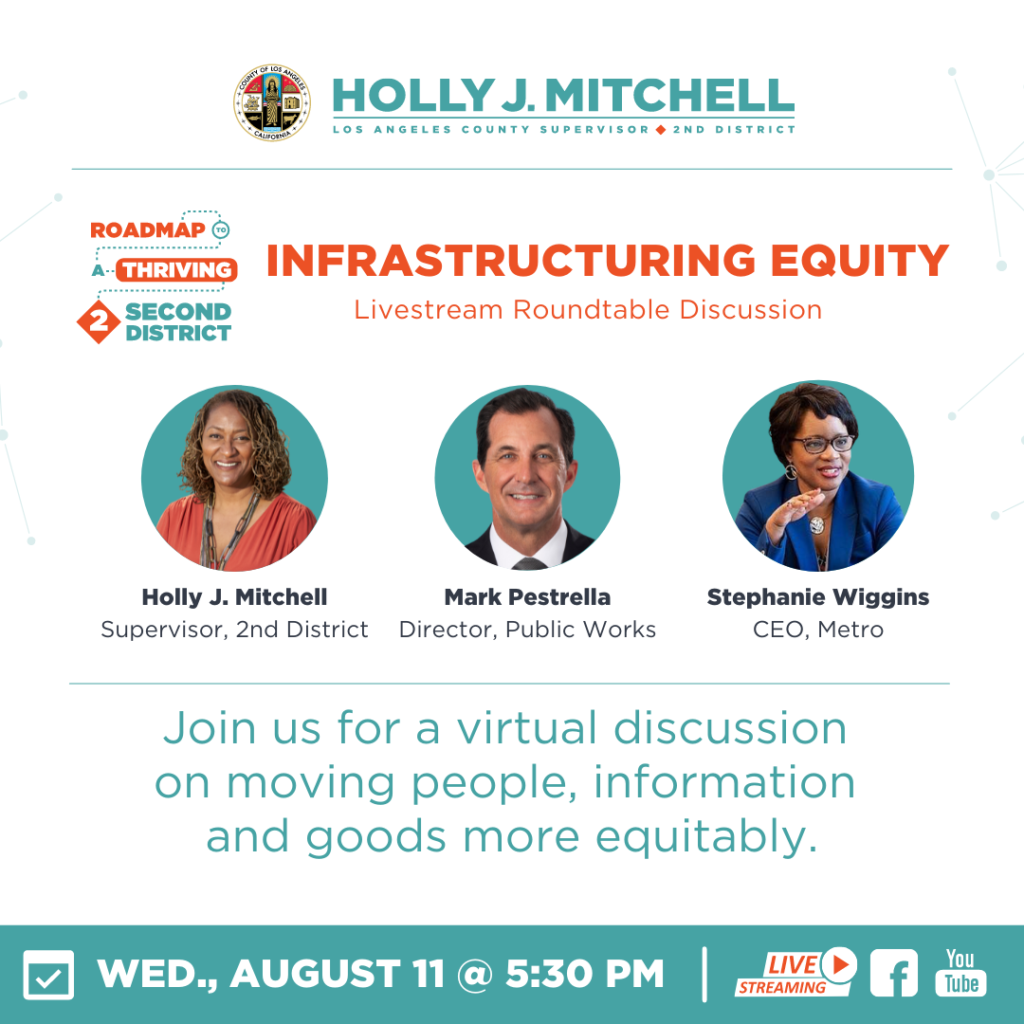 Infrastructuring Equity Roundtable Flyer